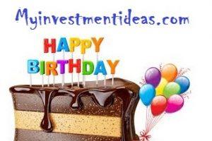 Happy birthday myinvestment ideas-5 years