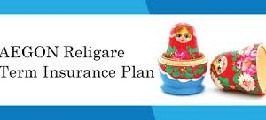 Top and Good Term insurance plan 2017 - Aegon Life Term insurance plan