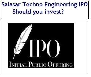 Salasar Techno Engineering IPO Review