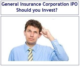 General Insurance Company (GIC) IPO Review