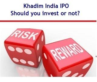Khadim India IPO Review - Should you invest
