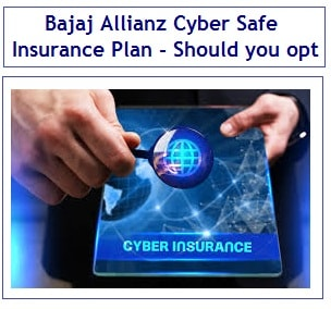 Bajaj Allianz Launches Cyber Safe Insurance Plan – Should you opt