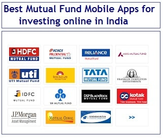 Best Mutual Fund Mobile Apps for investing online in India-min