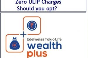 Edelweiss Tokio Life Wealth Plus Plan - Zero ULIP Charges - Review-min