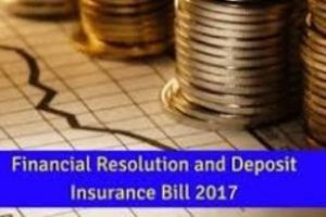 Financial Resolution and Deposit Insurance (FRDI) Bill – Should you really worry-min