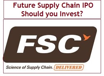 Future Supply Chain IPO - Should you Invest-min