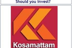Kosamattam Finance NCD - December 2017 Review-min