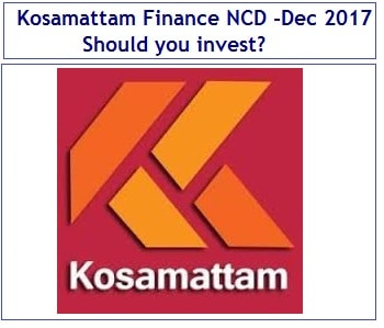 Kosamattam Finance NCD - December 2017 Review-min