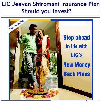 LIC New Jeevan Shiromani Insurance Plan No 847 Review-min