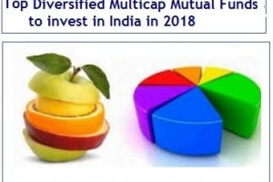 Top 10 Diversified Multicap Mutual Funds to invest in India in 2018-min