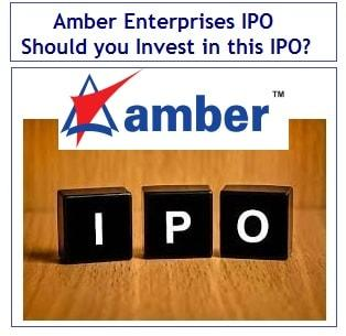 Amber Enterprises IPO - Should you Invest in this IPO-min
