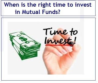 When is the right time to invest in Mutual Funds