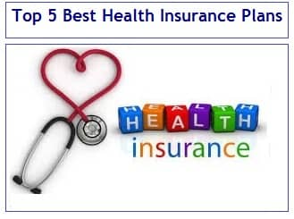 Top 5 Best Health Insurance Plans in India in 2018 - Review