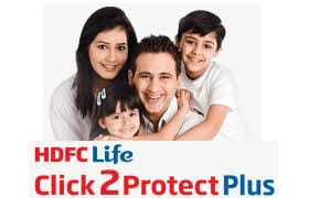 Top and Best Term Insurance Plans in India in 2018-HDFC click 2 protect plus