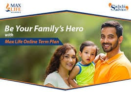 Top and Best Term Insurance Plans in India in 2018-Max Online Term plan