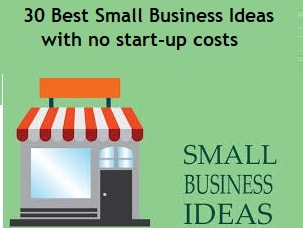 Best Small Business Ideas With No Start Up Costs Min