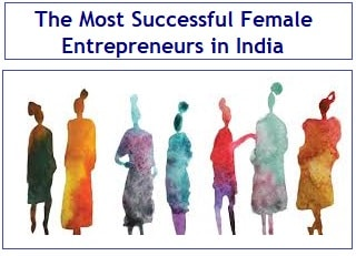 Most Successful Female Entrepreneurs in India