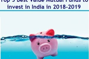 Top 5 Best Value Mutual Funds to invest in 2018-2019