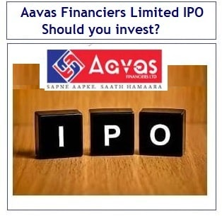 Aavas Financiers IPO – High Priced – Should you invest?
