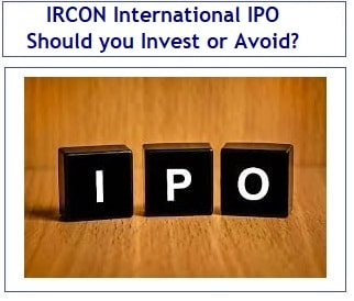 Ircon International IPO Review