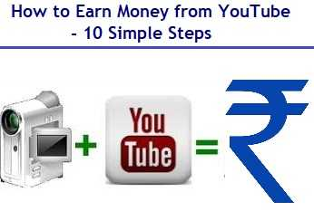 How to Earn Money from YouTube – 10 Simple Steps