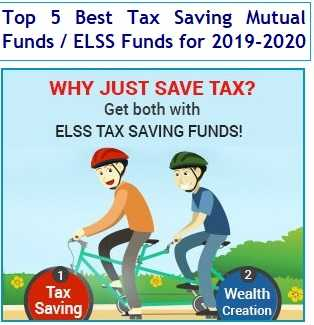 Best Mutual Funds To Invest In 2020 Top 5 Best ELSS Tax Saving Mutual Funds for 2019 2020