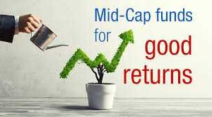 Best Investment Plan - Midcap and small cap funds