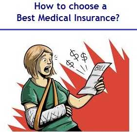 How to choose a best medical insurance in India2