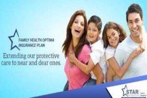 star health family optima