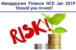 Manappuram Finance NCD - Jan-Feb-2019 Review