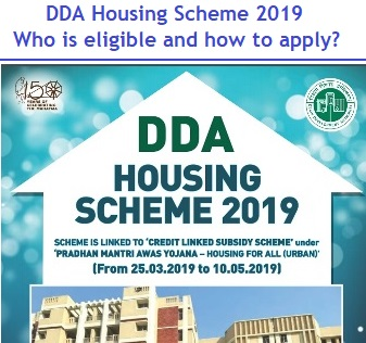 DDA Housing Scheme 2019 – Who is eligible and how to apply