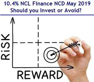 ECL Finance NCD May 2019 - Interest Rates