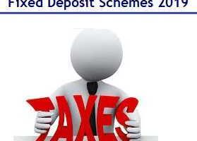 Top 10 Best Tax Saving Fixed Deposit Schemes in 2019 in India