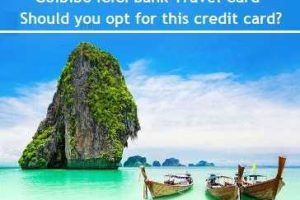 Goibibo ICICI Bank Travel Card - Should you opt for this credit card