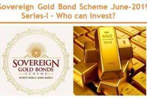 Sovereign Gold Bond Scheme FY2019-20 Series-I – Who can invest?
