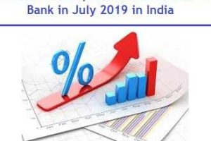 Best Fixed Deposit Interest Rates in Bank – July 2019