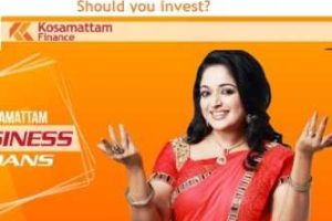 10.75% Kosamattam Finance NCD – Jul 2019 - Should you Avoid?