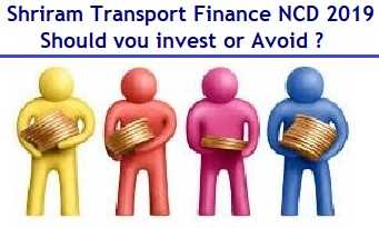 Shriram Transport Finance NCD July 2019 Review