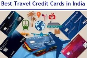 Best Travel Credit Cards in India