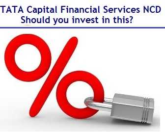 8.85% Tata Capital Financial Services NCD Aug 2019 Review