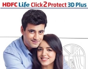 HDFC Term Plan - Click 2 Protect 3D Plus – Features and Benefits and Review