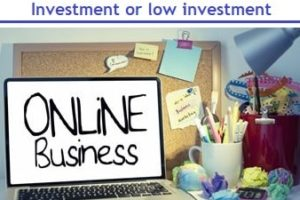 Online Business Ideas without Investment