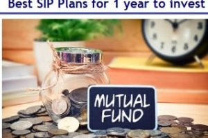 10 Best SIP Plans for 1 year to invest in India