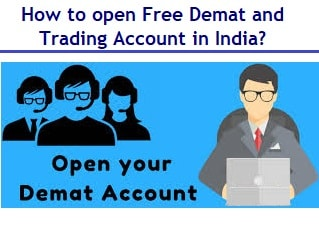 How to open Free Demat Account in India