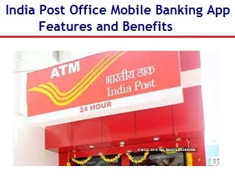 India Post Office Mobile Banking App – Features and Benefits