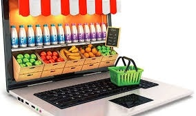 online grocery store - successful online business ideas