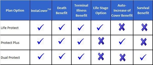 Aegon Life Term Insurance Plan Options and benefits