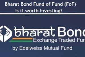 Bharat Bond Fund of Fund (FoF) - Is it worth investing