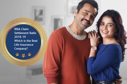 IRDA Claim Settlement Ratio 2018-19 – Which is the Best Life Insurance Company-min