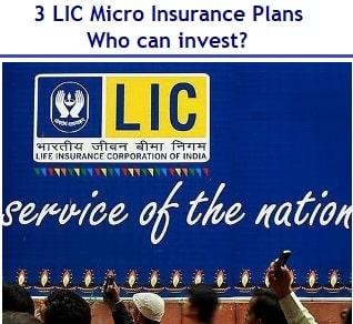 LIC Micro Insurance Plans Review